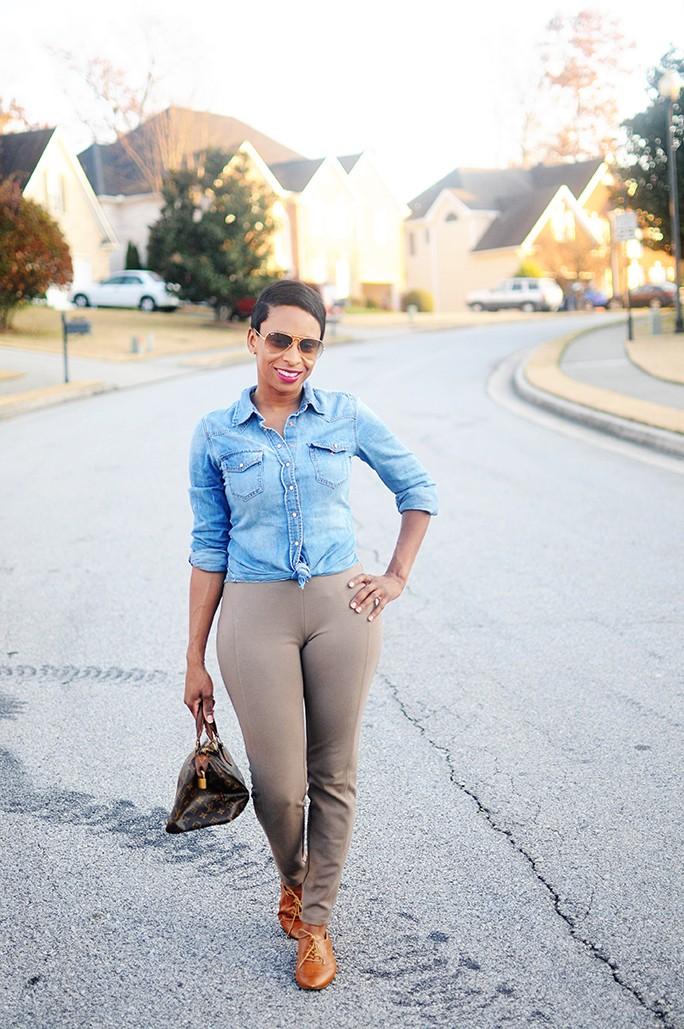 Mandy On Duty Mom Style Blog