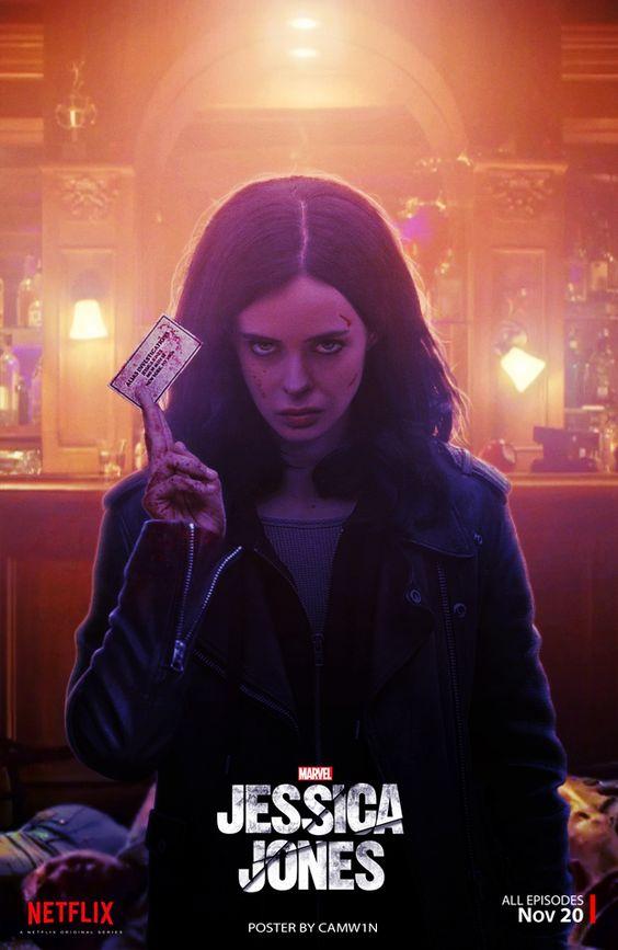 Jessica Jones Netflix review, Mandy On Duty netflix show, great detective netflix show
