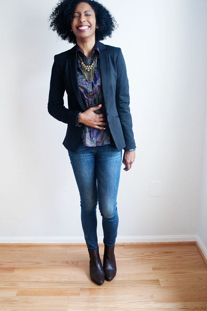 Work style for moms